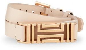 Tory Burch Fitbit-Case Double Wrap Bracelet