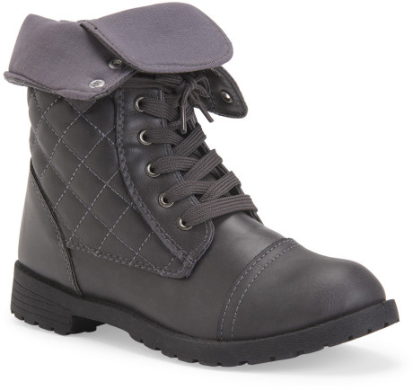 Fall Accessory must haves: combat boots