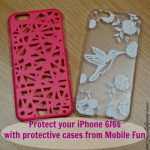 Protect your iPhone with protective cases from Mobile Fun