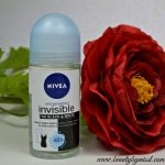 Nivea Invisible For Black And White Pure Roll-On Deodorant