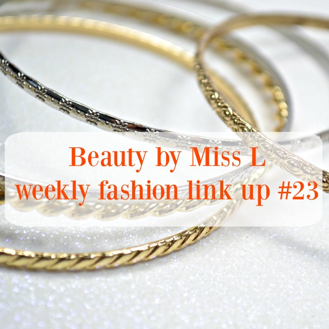 Beauty by Miss L weekly fashion link up #23
