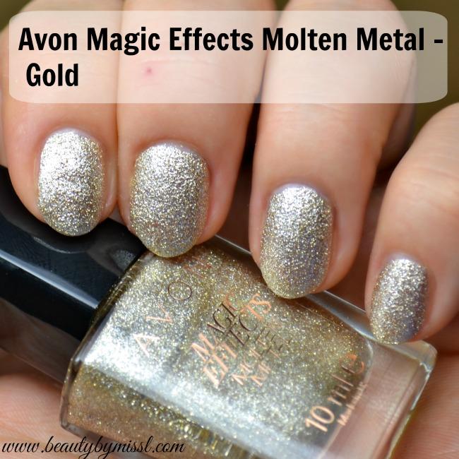 Avon Magic Effects Molten Metal - Gold