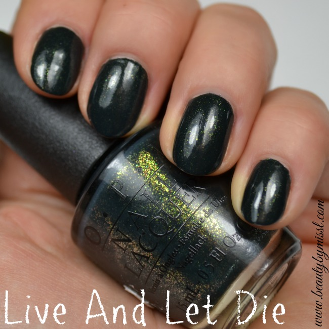 OPI Live And Let Die