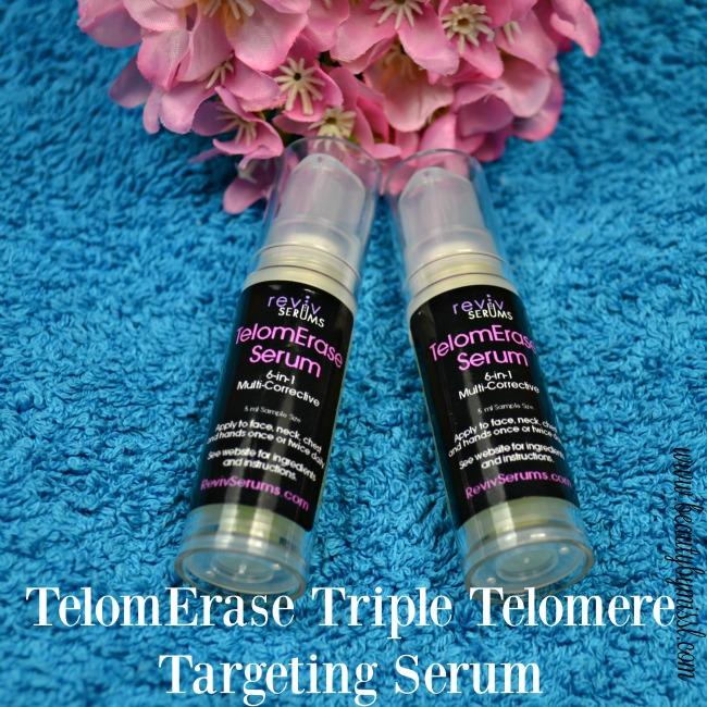 TelomErase Triple Telomere Targeting Serum review