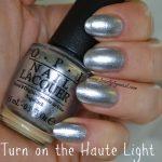 OPI Turn on the Haute Light