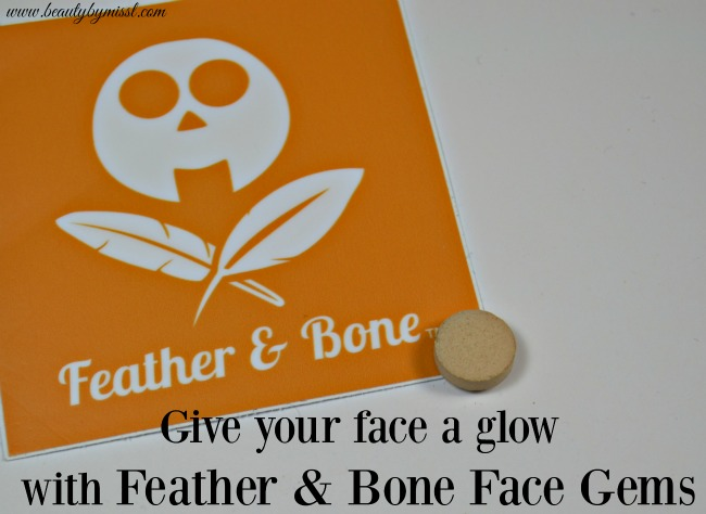 Feather & Bone Face Gems