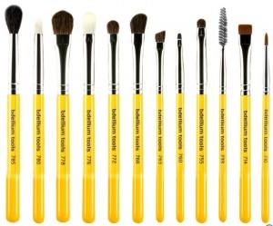 Bdellium Tools Studio Line Eyes Brush Set and Pouch