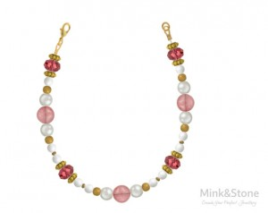 Mink & Stone personalised jewelry