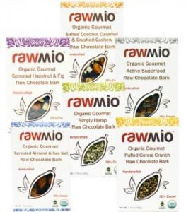 Rawmio Raw Chocolate Gift Box