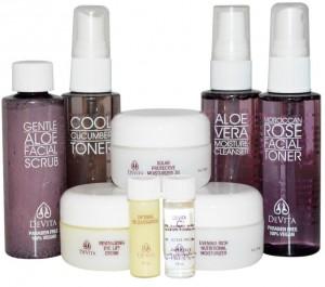 Devita Natural Skin Care System Deluxe Travel Kit