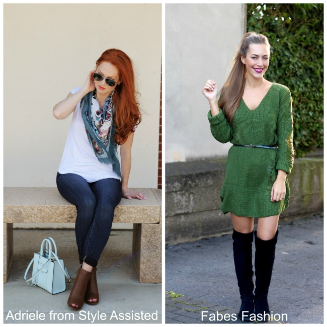 Adriele from Style Assisted and Fabes Fashion