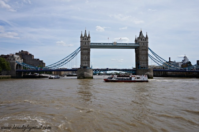The Original Tour river Thames Cruise