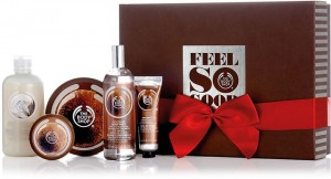 The Body Shop Coconut Premium Selection Gift Set