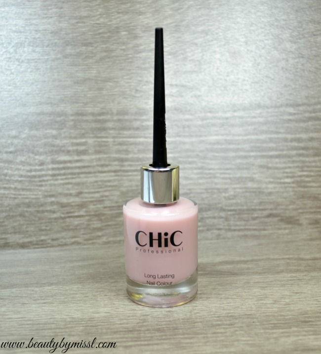 Chic Professional Long Lasting nail colour