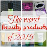 The worst beauty products of 2015