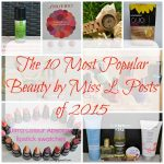 The 10 Most Popular Beauty by Miss L Posts of 2015