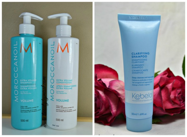 Haircare favourites