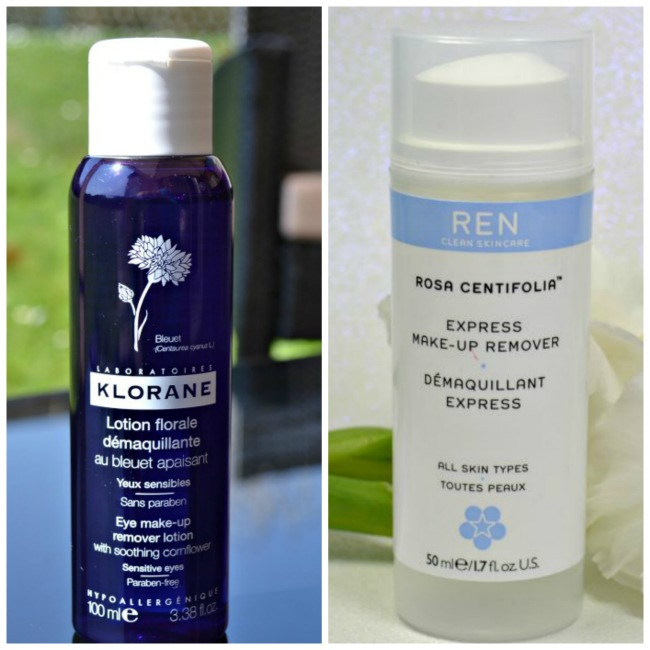 favourite eye makeup removers