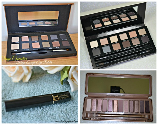 favourite eye makeup products