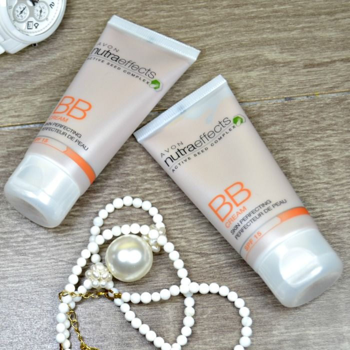 Avon Nutra Effects BB cream review