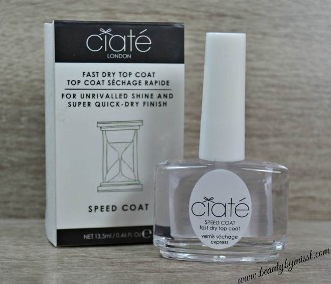 Ciaté Speed Coat