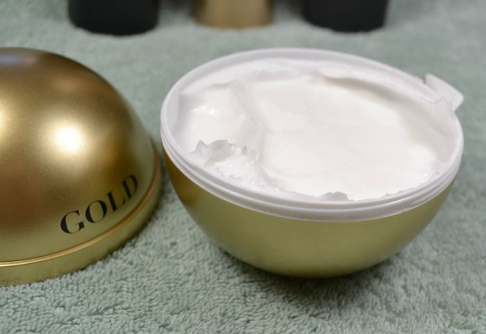 GOLD Luxury Hair Masque