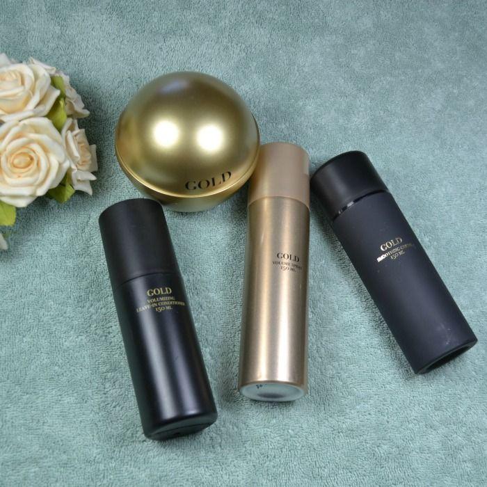 Gold Professional juuksehooldustooted