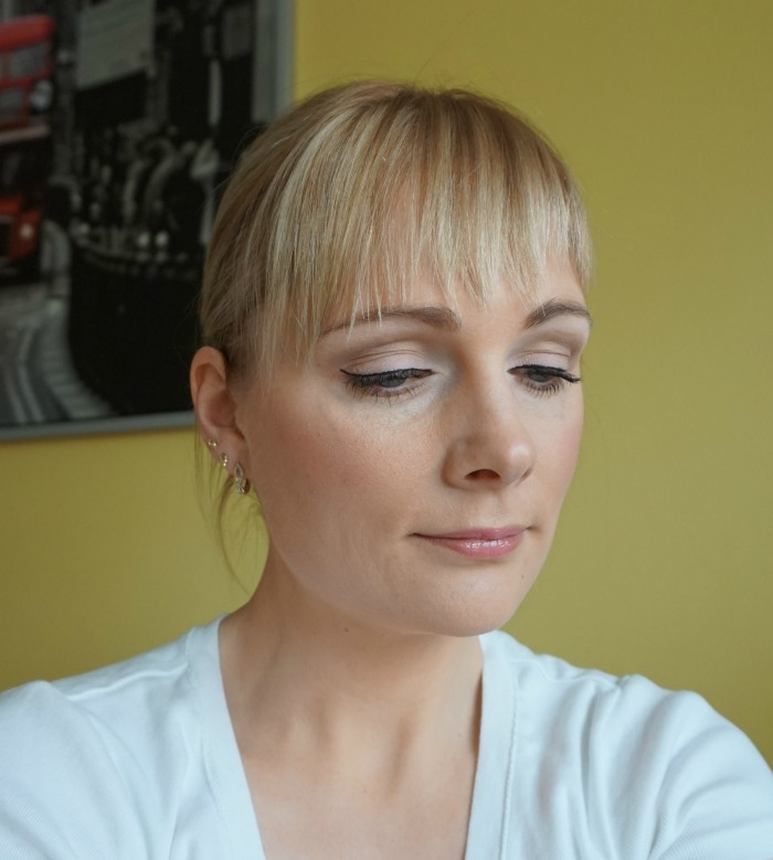 Simple Spring makeup with Avon products (2)