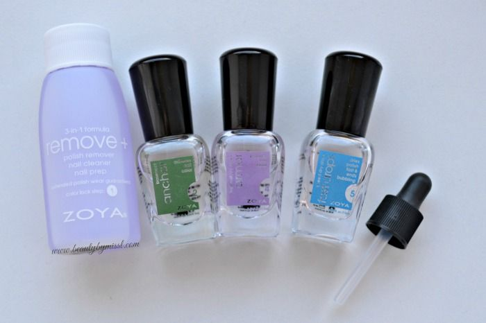 ZOYA Color Lock System