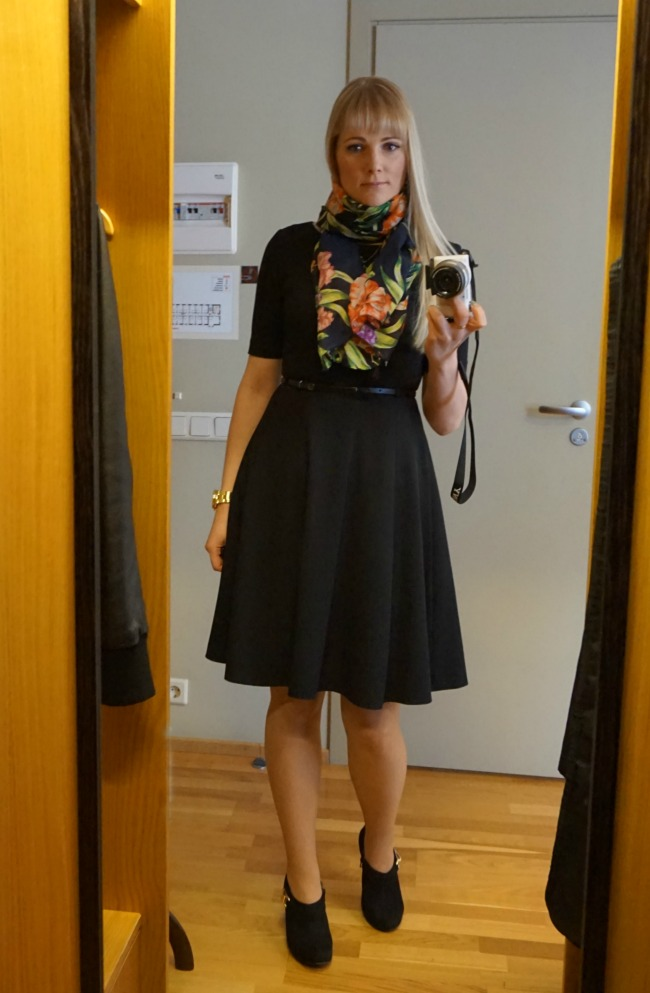 outfit post and link up