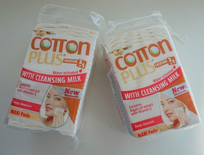 Cotton Plus Solution 2 in 1 meigieemalduspadjad