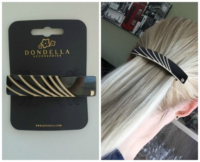 Dondella juukseklamber