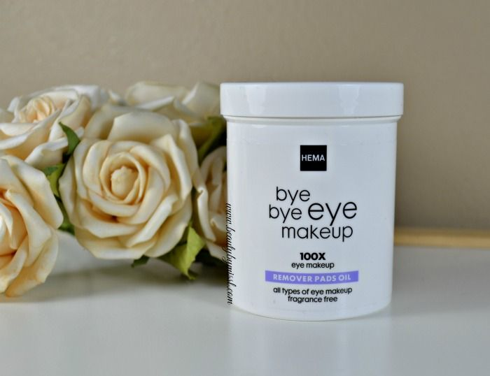 HEMA Bye Bye Bye makeup remover pads review