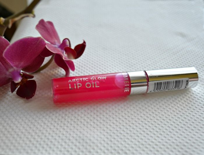 Lumene Arctic Glow Lip Oil - 100 Shine