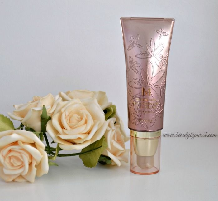 Missha Signature Real Complete BB Cream in Light Pink Beige review