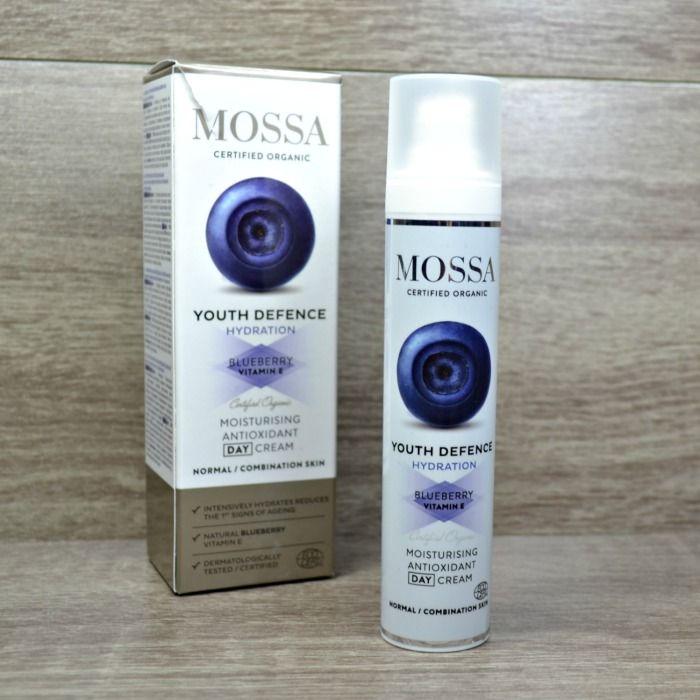 Mossa Youth Defence Moisturising Antioxidant Day Cream