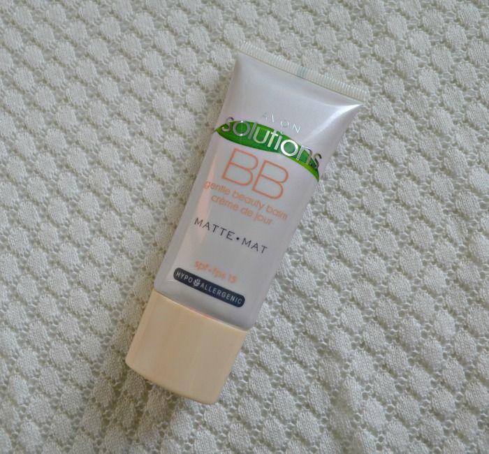 Avon Solutions BB Gentle Beauty Balm Matte SPF 15 - Light