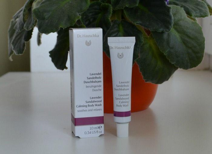 Dr.Hauschka lavendli-sandlipuu dušipalsam