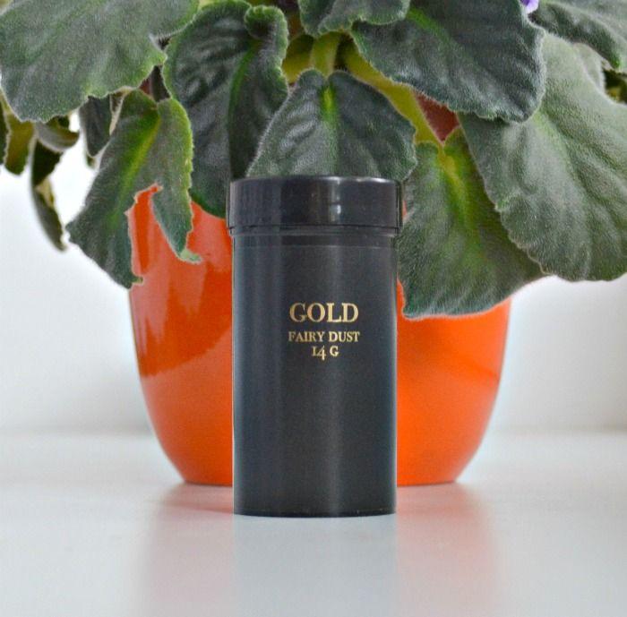 Gold Fairy Dust juuksepulber