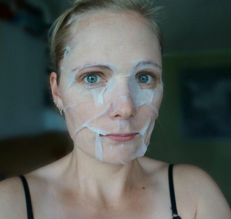 Innisfree It's Real Bija Mask