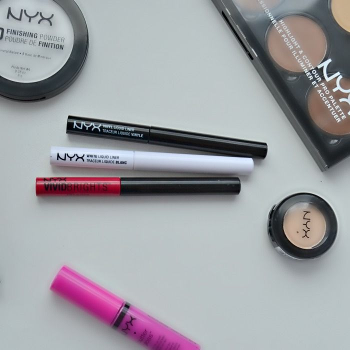 NYX Liquid Eyeliners - good and affordable