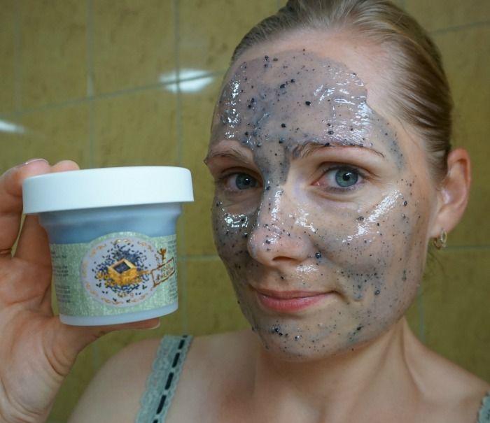 SKINFOOD Black Sesame Hot Mask