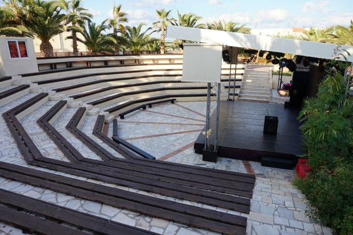 Stella Palace Resort & Spa amfiteater