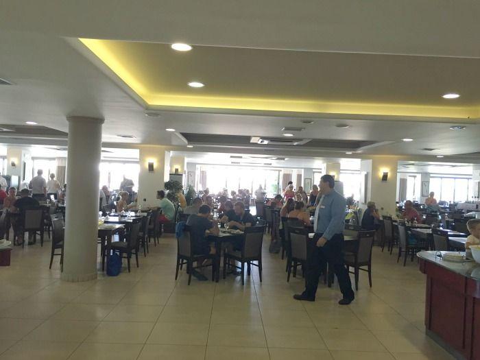 Stella Palace Resort & Spa restaurant poseidon
