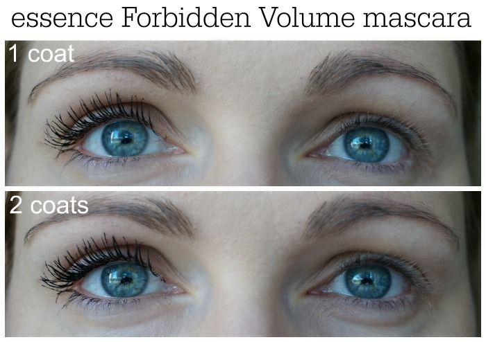 Essence Forbidden Volume mascara