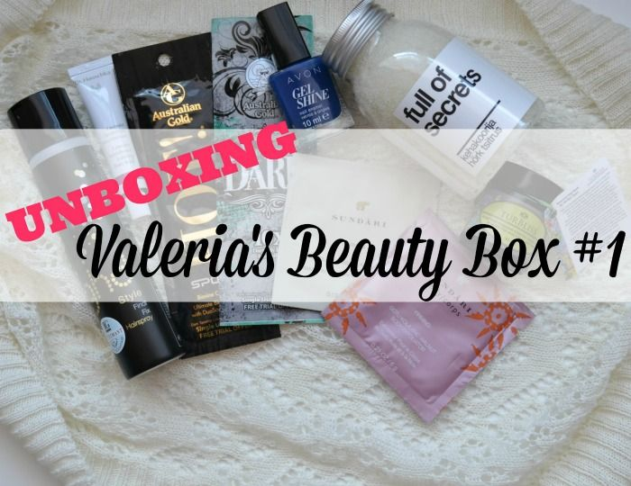 Valerias Beauty Box