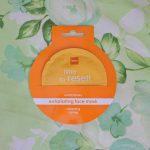 HEMA Warm Honey Exfoliating Face Mask review