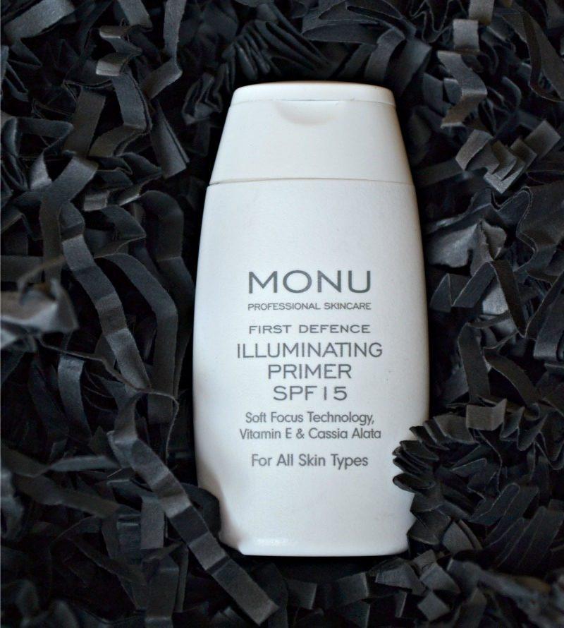 MONU First Defence Illuminating primer SPF 15