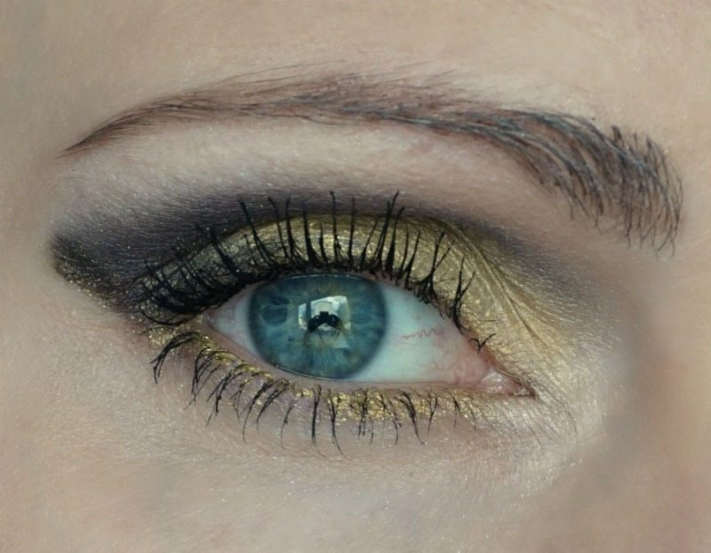 Eotd Taupe Plum And Yellow Eye Makeup Beauty By Miss L