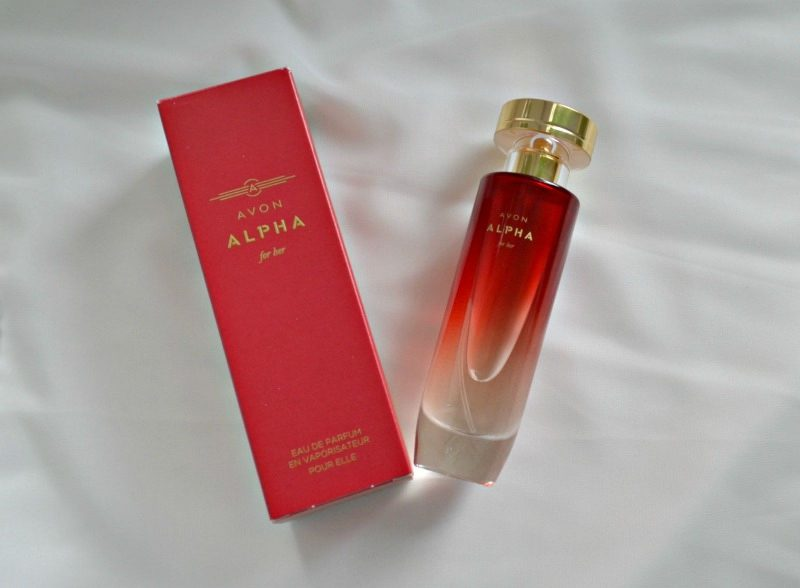 Avon Alpha parfüümvesi naistele